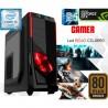 CPU GAMER CORE I5-6500 SKYLAKE NVIDIA GTX-1050TI 4GB DDR5 8GB DDR4 80 PLUS