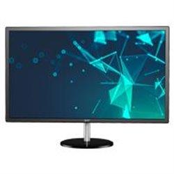 GHIA MONITOR LED 19.5 WS HD NEGRO VGA / HDMI / BOCINAS ESTEREO INTEGRADAS