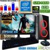 ★PC GAMER INTEL GOLD NVIDIA GTX-1660 6GB
