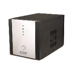 REGULADOR CDP 2400VA / 1800W, 8 CONTACTOS, PARA ELECTRODOMESTICOS Y EQUIPOS DE ALTO DESEMPEÑO