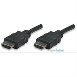 CABLE HDMI MANHATTAN VERSION 1.3 M-M 15 MTS /NEGRO