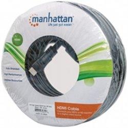 CABLE HDMI MANHATTAN VERSION 1.3 M-M 22.5 MTS /NEGRO