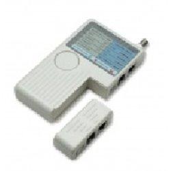 PROBADOR DE CABLES INTELLINET RJ-45/RJ-11/USB/BNC