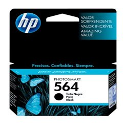 TINTA HP 564 CB316WL PHOTOSMART D5400 NEGRO (300 PAG)