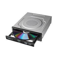 UNIDAD DVD-RW LITEON 24X NEGRO BULK PACK IHAS124-14