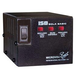 REGULADOR SOLA BASIC MICROVOLT DN-21-122 1200 VA 4 CONTACTOS