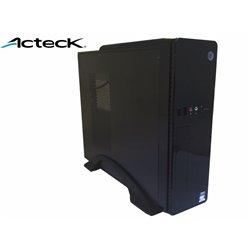 GAB MICRO ATX AC-05002 SION 500W NEGRO