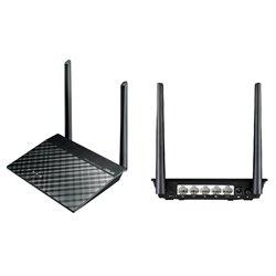 ROUTER ASUS INALAMBRICO RT-N300 ROUTER 802.11N 4 X 10/100 LAN 2.4 GHZ 2 ANTENAS EXTERNAS CHIPSET MT7620N