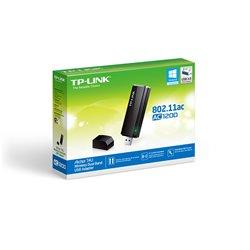 Tp-Link Archer T4U, AC1200 Banda Dual Inalámbrico USB Adapter, Realtek, 2T2R, 867Mbps at 5Ghz + 300Mbps at 2.4Ghz, 802.11ac/a/b