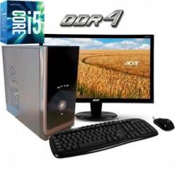 PC INTEL CORE I5-6500 SEXTA GENERACIÓN MONITOR LED HD 1TB MEMORIA DDR4 4GB