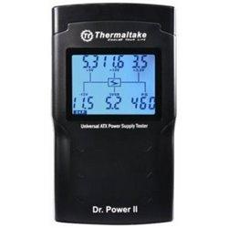 THERMALTAKE THE CA AC0015 DR POWWER II PROBADOR DE FUENTES DE PODER 24pin, PCI-E, CPU, Molex, SATA
