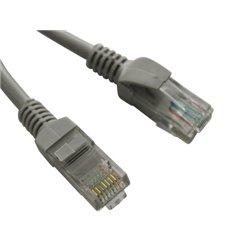 X-MEDIA X-MEDIA CB CABLE TP5E1K UTP NIVEL 5 RJ45 305M GRIS