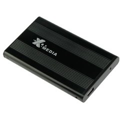 X-MEDIA X-MEDIA FR ENCLOSURE EN2200BK USB 2.0 2.5 SATA BK