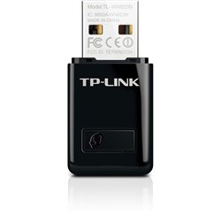 TP-LINK TP-LINK NP TL-WN823N TARJETA DE RED INALAMBRICA USB MINI N 300 MBPS CHIPSET REALTEK ANTENA INTERNA