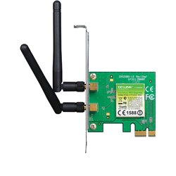 TP-LINK TP-LINK NP TL-WN881ND TARJETA DE RED INALAMBRICA PCI EXPRESS 300MBPS CHIPSET ATHEROS 2 ANTENAS DESMONTABLES 2 DBI