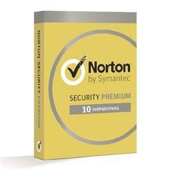 NORTON SW 606110376327 SYMANTEC SECURITY PREMIUM 25GB 1 USU 10 DI