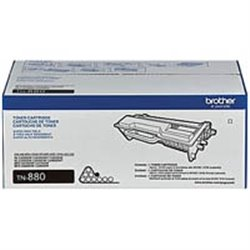 TONER BROTHER TN880 NEGRO 12,000 PAG APROXIMADAMENTE SUPER ALTO RENDIMIENTO PÁRA HLL6200DW, HLL6400DW, MFCL6700DW, MFCL6900DW