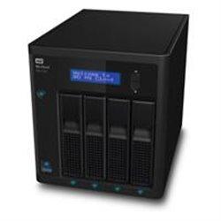 NAS WD MY CLOUD EX4100 32TB/CON 4 DISCOS DE 8TB/4BAHIAS HOTSWAP/1.6GHZ/2GB/2ETHERNET/3USB3.0/RAID 0-1-5-10