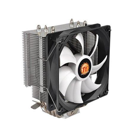 THE CA CL-P039-AL12BL-A Contac Silent 12 Fan 120 500~1500 RPM 4 pin PWM + LNC (Low-Noise Cable) Intel 1366/1156/1155/1151/1150/7