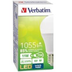 FOCO VERBATIM VB99865 LED CLASSIC LUZ DE DIA A 6500K 1055LM