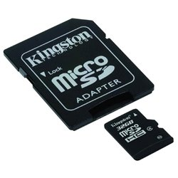 MEMORIA KINGSTON 32 GB MICRO SD CLASE 4