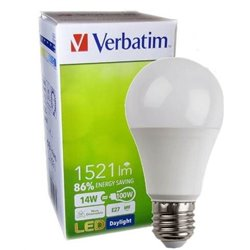 FOCO VERBATIM VB99867 LED CLASSIC LUZ DE DIA A 6500K 1521LM