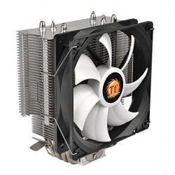 DISIPADOR THERMALTAKE CL-P039-AL12BL-A Contac Silent 12 Fan 120 500~1500 RPM 4 pin+(Low-Noise Cable) Intel 1366/1156/1155/1151/1