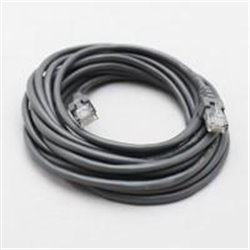 CABLE DE RED GHIA 3 MTS 9 PIES CAT 5E UTP GRIS