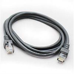 CABLE DE RED GHIA 2 MTS 6 PIES CAT 5E UTP GRIS