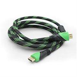 CABLE HDMI GHIA 2 MTS 19P COBRE V1.4 BOLSA