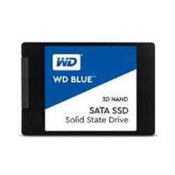 UNIDAD DE ESTADO SOLIDO SSD WD BLUE 2.5 2TB SATA 3DNAND 6GB/S 7MM LECT 560MB/S ESCRIT 530MB/S