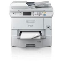 MULTIFUNCIONAL EPSON WORKFORCE PRO WF-6590, PPM 34 NEGRO/COLOR, USB. WIFI, RED, NCF, ADF, FAX, DUPLEX