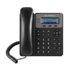TELFONO IP BASICO DE 1 LNEA UNA CUENTA SIP CON 3 TECLAS DE FUNCIN PROGRAMABLES Y CONFERENCIA DE 3 VAS FUENTE DE ALIMENTACION INC
