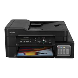 MULTIFUNCIONAL BROTHER COLOR TINTA CONTINUA DCP-T710W DRAGON SERIES WIFI RAPIDA 27/10PPM