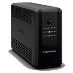 NO BREAK CYBERPOWER (UT1000G), 1000 VA/ 500 W, INTERACTIVO, INDICADORES LED, 8 NEMA 5-15R (4 RESPALDO / 4 SUPRESIO Y REGULACION)