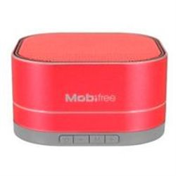 BOCINA PORTATIL MOBIFREE/ ACTECK BLUETOOTH COLECCION URBAN KAOS CORAL MB-916424