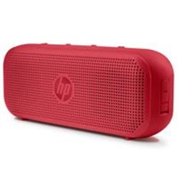 BOCINA PORTABLE HP RED