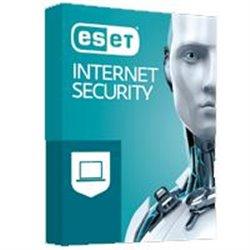 ESET INTERNET SECURITY 1 USUARIO, 1 AÑO DE VIGENCIA (CAJA)