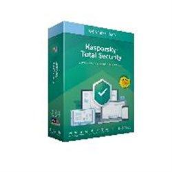 KASPERSKY TOTAL SECURITY MULTIDISPOSITIVOS / 10 USUARIOS / 1 AÑO / CAJA