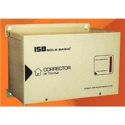 CORRECTOR DE VOLTAJE SOLA BASIC CAPACIDAD 4000 V.A. 15-81-120-4000