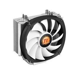 THE CA CL-P001-AL12BL-B Fan Frio Silent 12 120mm 500-1400 RPM CONN 4 pin INTEL 2066/2011/1366/1156/1155/1151/1150/775 AMD AM4/FM