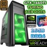 ULTRA PC GAMER CORE I7-7700 VIDEO NVIDIA GTX-1660TI 6GB DDR6