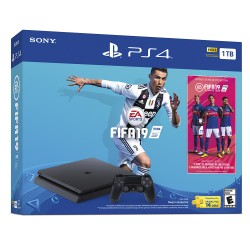 CONSOLA PS4 SONY 1 CONTROL + FIFA 2019
