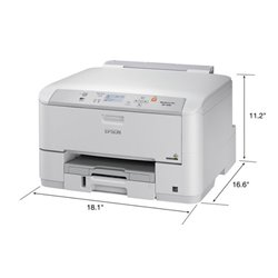 IMPRESORA EPSON WORKFORCE 5190 34/30PPM USB WIFI RED DUPLEX