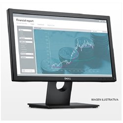 MONITOR DELL E1916HV LED 18.5 1366X768 VGA 3WTY