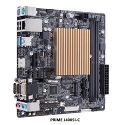 TARJETA MADRE ASUS MINI ITX PRIME J4005I-C, INTEL CELERON J4005 INTEGRADA, HDMI, SOPORTA HASTA 8GB DDR4 1 SATA 1 M.2