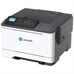 IMPRESORA LASER COLOR LEXMARK C2535DW 35PPM NG CM 85,000PAG WIFI RED 1GB DUPLEX DCORE BAN 250 HOJAS
