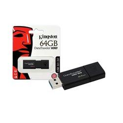 KINGSTON RM DT100G3/64GB DATA TRAVELER USB3.0 64GB