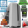 PC DISEÑO CORE I5-9400 NVIDIA GTX-1650 4GB DDR5 16GB DDR4