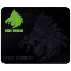 MOUSE PAD EAGLE WARRIOR PARA GAMER COLOR NEGRO ACMOUSEPAD001EGW